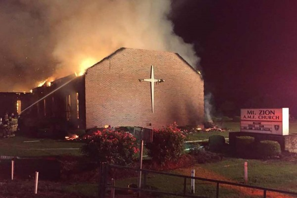 #WhoIsBurningBlackChurches and What Shall We Do?