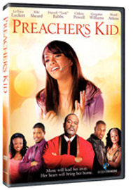 The Preachers Kid DVD for Urban Faith
