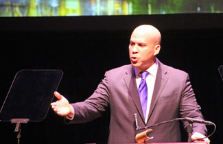 Booker fuels 2020 talk with South Carolina Dem fundraiser
