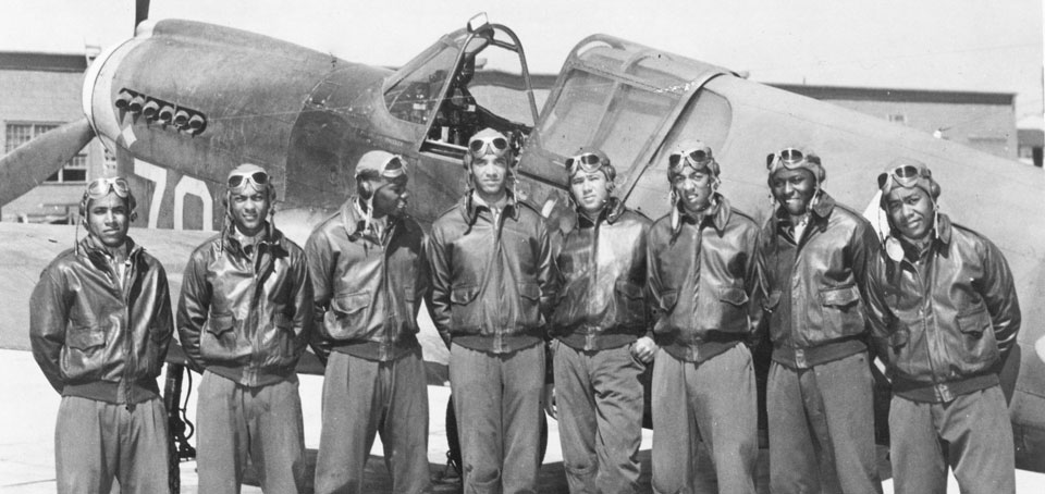 A Cut Above: Honoring the Tuskegee Airmen