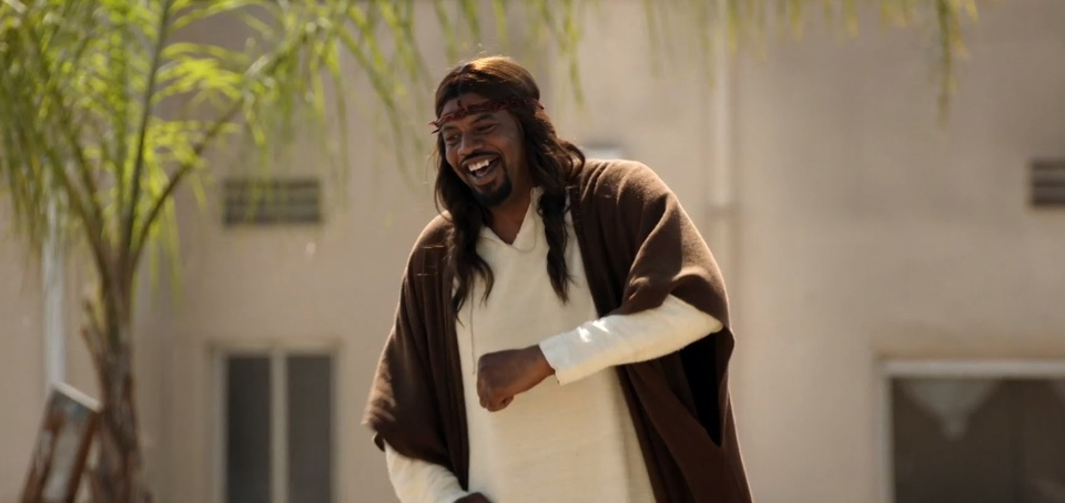 The Brief History of Black Jesus in Hollywood