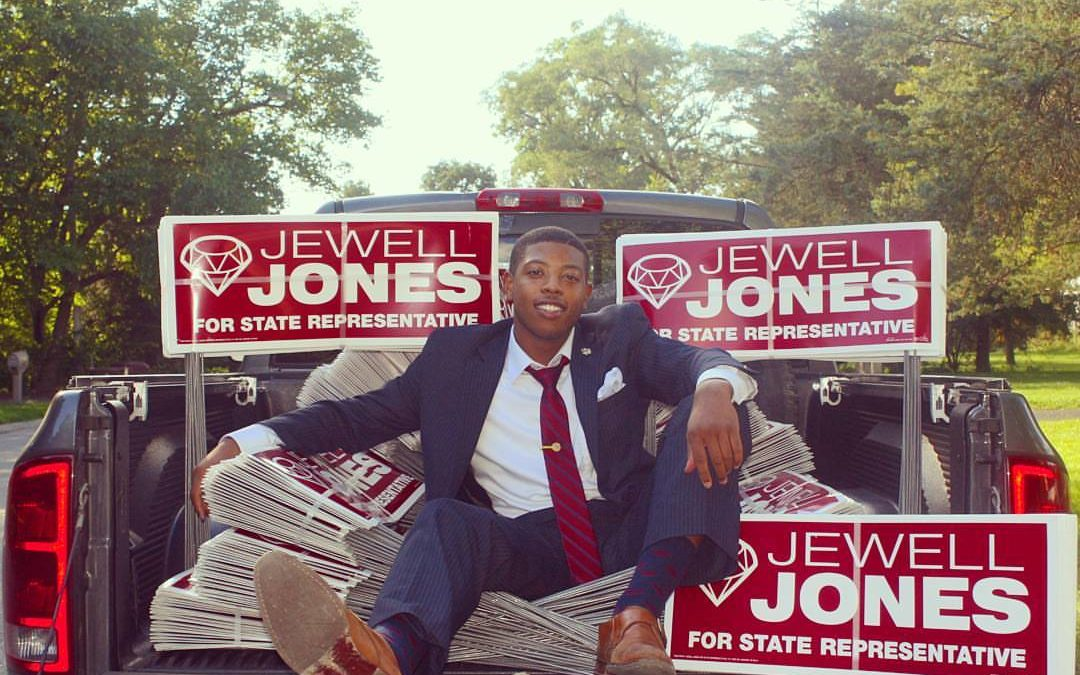 From Church to Politics: Jewell Jones Makes History