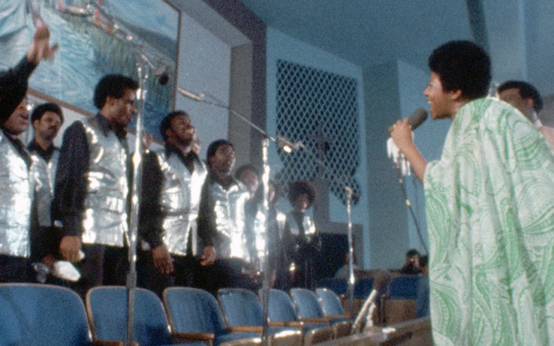 """Amazing Grace"" — a New Documentary on Aretha's Life"
