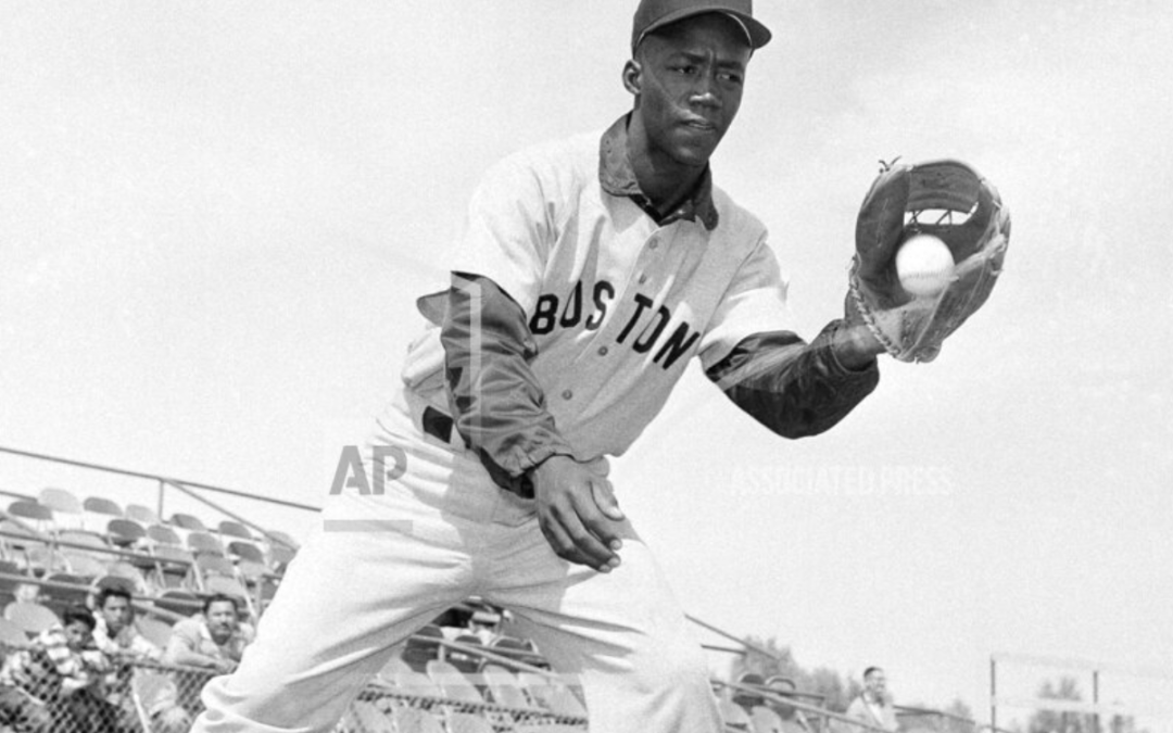 Pumpsie Green, 1st black player on Boston Red Sox, dies