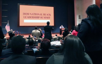 Activist William Barber II urges blacks in Congress to mobilize poor voters