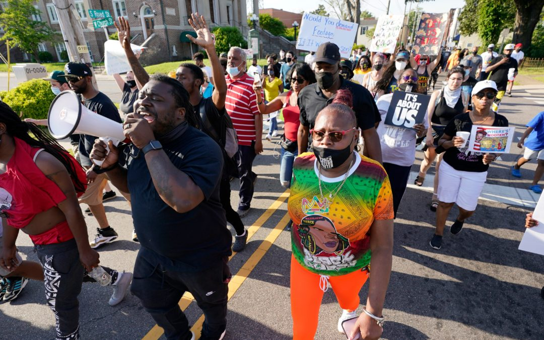 Ahead of Andrew Brown Jr's funeral, North Carolina clergy cry out for justice