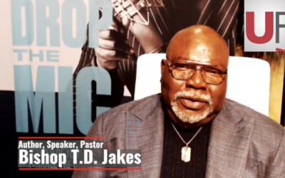 Don't Drop The Mic: An Interview With Bishop T.D. Jakes
